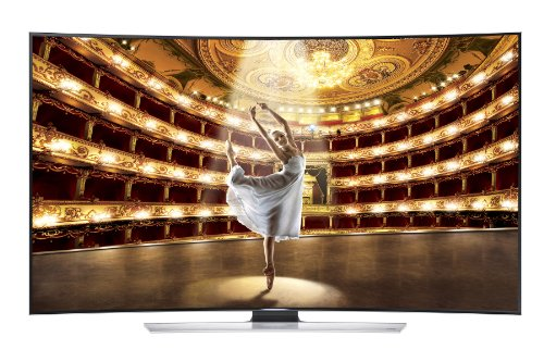 Samsung UN55HU9000 Curved 55-Inch 4K Ultra HD 120Hz 3D Smart LED HDTV
