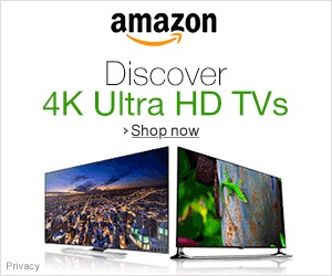Latest Prices for 4K UltraHD TVs