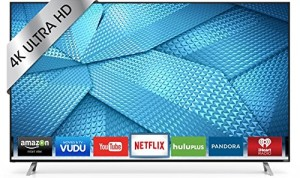 VIZIO M43-C1 43-Inch 4K Ultra HD Smart LED HDTV